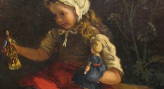 4000 -  Peters, Pietronella, 1848 - 1924, Stuttgart - ebd.