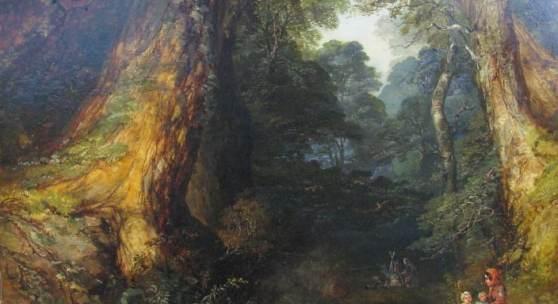 Díaz de la Peña, Narcisso Virgilio,  1807 - 1876,  Bordeaux - Menton.
