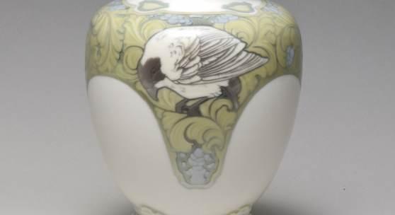 KPM-Vase; Entwurf Theo Schmuz-Baudiß