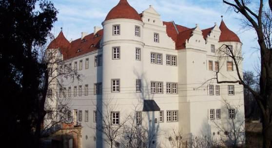 Schloss Großkmehlen © Deutsche Stiftung Denkmalschutz