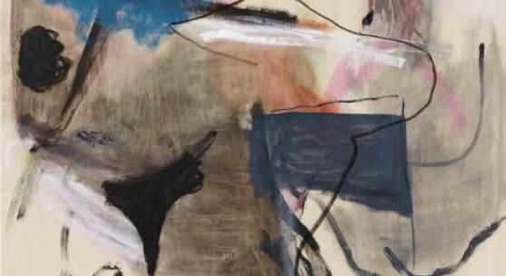 Jongsuk Yoon, Insomnia, 2015 (Öl auf Leinwand, 170 x 130 cm)