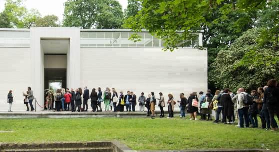 Österreich-Pavillon, Biennale Arte 2017, Photo: Daniele Nalesso