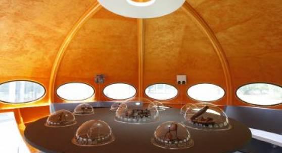 Futuro. Blick in die Ausstellung