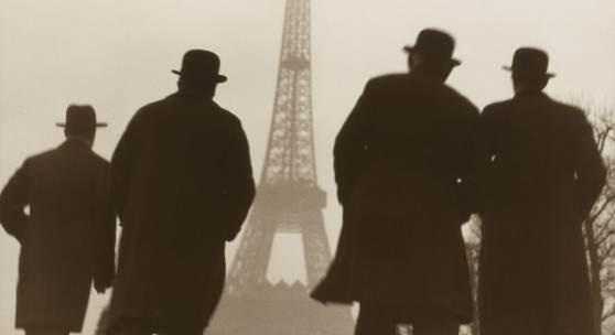 Else Thalemann, Eiffelturm , um 1930, Silbergelatineabzug, Sammlung Siegert, München, Foto: Christian Schmieder © unbestimmt