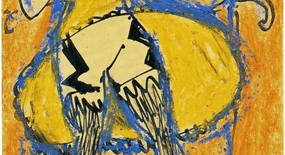 Ernst Ludwig Kirchner Varietétänzerin, um 1913  Franz Marc Museum, Kochel am See ahlers collection