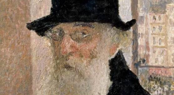 Camille Pissarro : Selbstporträt, 1903 © Tate London