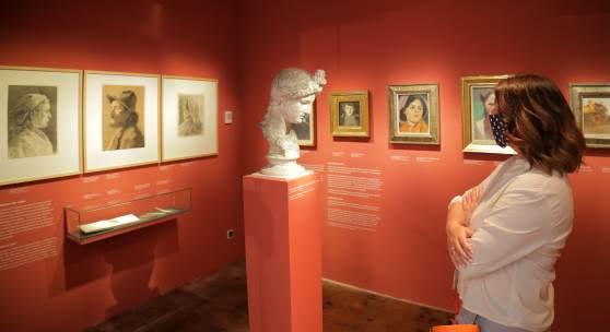 Ausstellungsansichten Egon Schiele Museum Tuln (c) Daniel Hinterramskogler