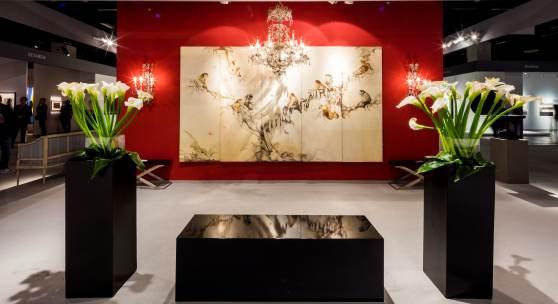 Impressionen von der Cologne Fine Art 2015