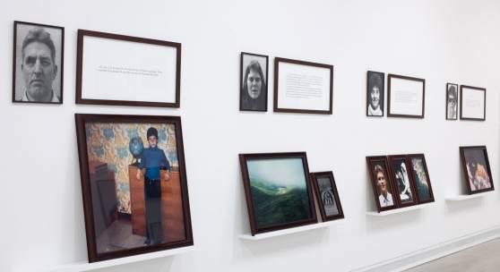 Kunstmuseum Ravensburg, Ausstellungsansicht, Sophie Calle Was bleibt, 2020