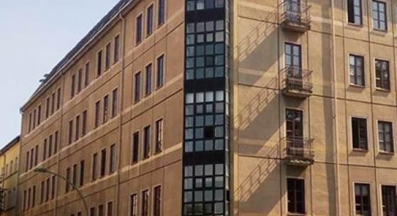Archivgebäude Robert-Koch-Platz 10. Foto: Anna Schultz/Akademie der Künste