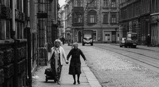 Dresden, 1981 © Leonhardi-Museum Dresden, Barbara Klemm