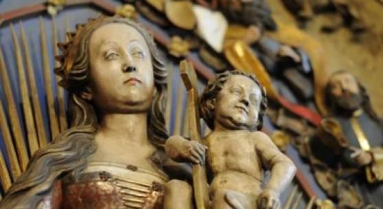 Hüttener Altar, 1517, Detail