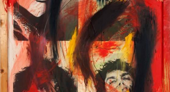 """""""4 Affen"""", 1969-1971, Arnulf Rainer"""