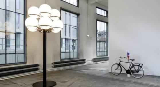 Mathieu Mercier Installationsansicht St. Gallen Foto: Stefan Rohner