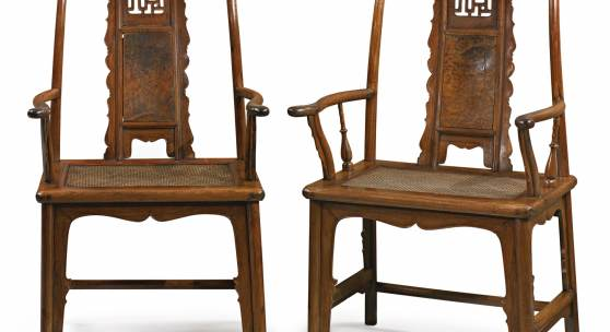 The Reverend Richard Fabian Collection of Chinese Classical Furniture