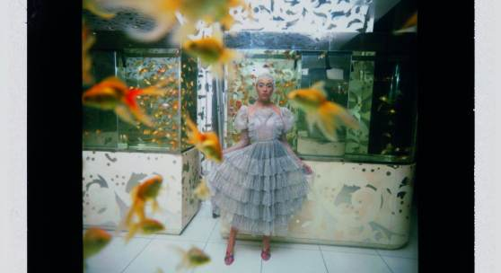 Untitled, 2019, a.d.S. Adwoa Aboah für Modern Weekly © Nadine Ijewere