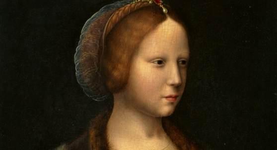 Joos van Cleve, Maria Magdalena (Lot 1007, 220/250.000).