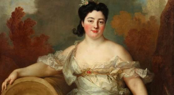 Lot 2085 Nr. 395 866 Nicolas de Largillière Bildnis der Françoise Marguerite Claire Boudeville, Marquise de La Frezelière Öl auf Leinwand, 135 x 102,5 cm Schätzpreis: € 100.000 – 120.000,-