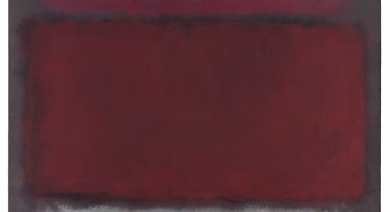Property from SFMOMA Sold to Benefit the Acquisitions Fund Mark Rothko Untitled Oil on canvas 69 by 50 1/8 in. 175.26 by 127.33 cm. Executed in 1960 Estimate $35/50 million © 1998 Kate Rothko Prizel and Christopher Rothko / Artists Rights Society (ARS), New York