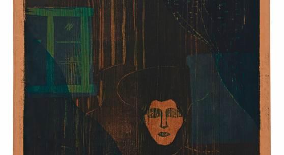 2148 Munch, Edvard  1863 Løten - 1944 Ekely bei Oslo. «Mondschein II (Moonlight II)». Limit: 10000,- EUR