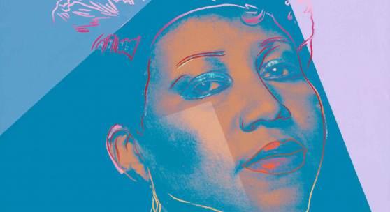 10637 Lot 14 - Andy Warhol, Aretha Franklin