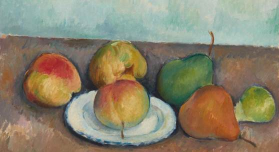 Paul Cézanne's Quintessential Still Life of Fruit, Among the Last Remaining in Private Hands: Nature morte: pommes et poires Estimate $25/35 Million