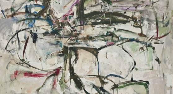 Joan Mitchell's Untitled circa 1958 Estimate $6/8 Million