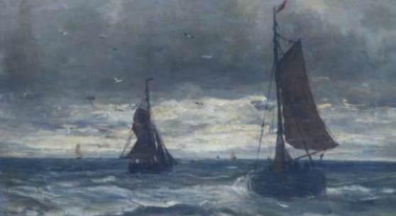 Hendrik Willem Mesdag (1831 Groningen - 1915 Den Haag)