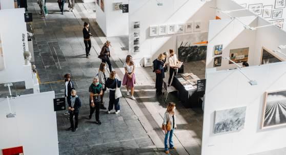 POSITIONS Berlin Art Fair 2020 | Foto: Clara Wenzel-Theiler