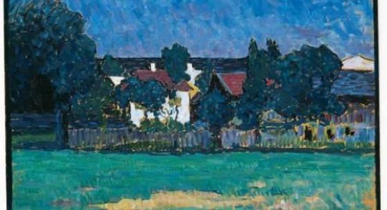 Alexej Jawlensky, Wasserburger Landschaft, erzielter Preis  593.800