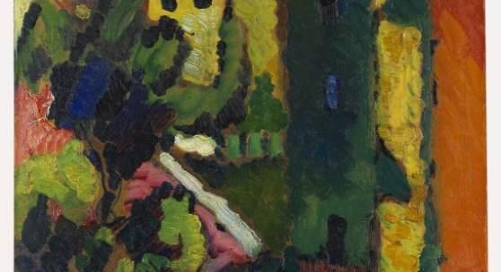 € 2.500.000*    € 1.250.000         Wassily Kandinsky – Treppe zum Schloss