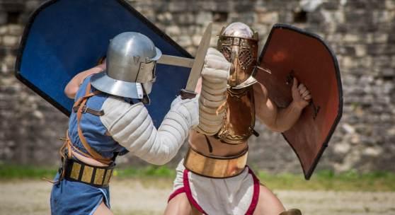 Gladiatorenschule Trier e. V., © Jan Krüger