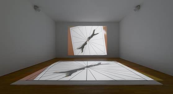 "Bruce Nauman: ""Untitled"", 1970/2009."