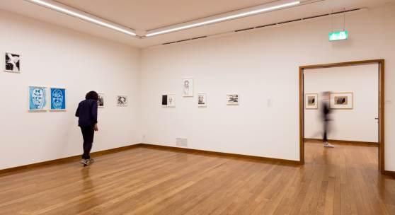 Ausstellungsansicht «Fokus Papier» , Foto: Julian Salinas