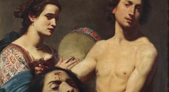 Fotonachweis: Dorotheum Lorenzo Lippi, Der Triumph Davids, erzielter Preis € 869.800