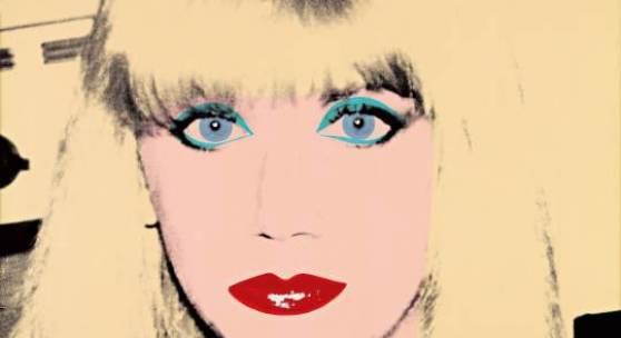 Andy Warhol (1928-1987, Linda Cossey, 1980, Acryl/Siebdruck auf Leinwand, Schätzwert € 200.000 - 300.000, Auktion 24. Mai 2012