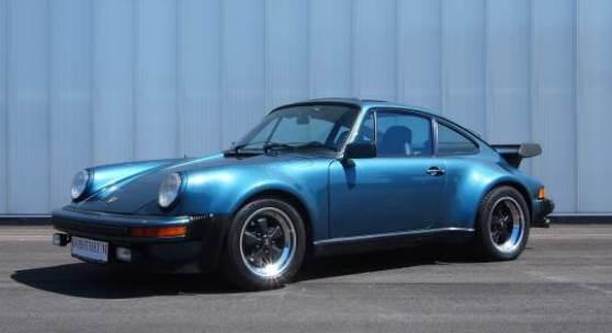 Fotonachweis: Dorotheum Nr. 430, 1979 Porsche 911 Turbo 3.3 ex Bill Gates, neu gekauft vom Microsoft-Gründer, Schätzwert € 39.000 - 50.000