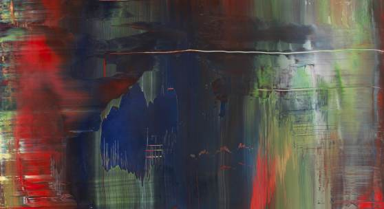 339 Gerhard Richter Abstraktes Bild, 2001. Öl auf Alu-Dibond Schätzpreis: € 600.000 - 800.000