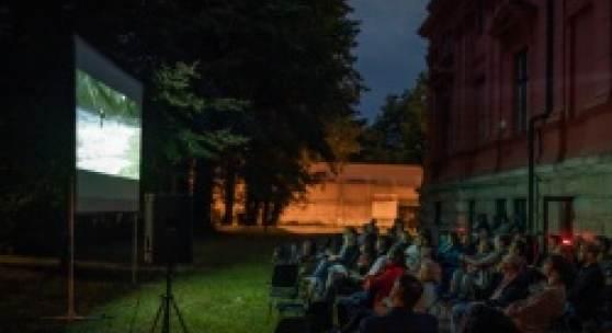Sunset Kino 2020, Foto: Michael Groessinger, © Salzburger Kunstverein