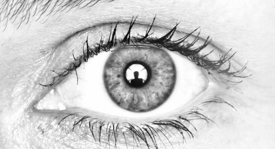 Eye, 2014, Foto 45 x 54 cm Courtesy the artist