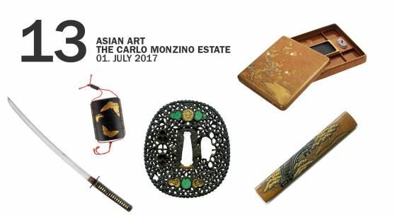 Hammer Auktion 13 / Japanische Kunst