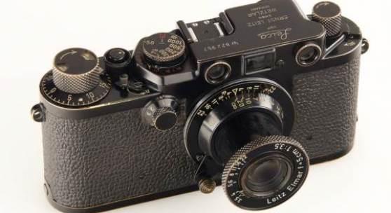 Leica IIIf black 'Swedish Army', Jahr: 1956 Seriennummer: 822957 Schätzpreis: EUR 50.000 - 60.000
