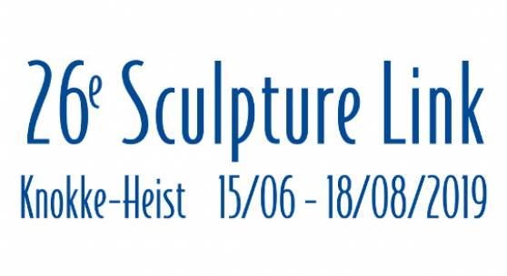 Logo: 26. Sculpture Link Knokke-Heist 2019