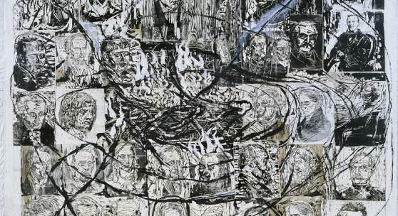 Anselm Kiefer Wege der Weltweisheit: Die Hermannsschlacht, 1993 Albertina, Wien - Dauerleihgabe der Österreichischen Ludwig-Stiftung für Kunst und Wissenschaf