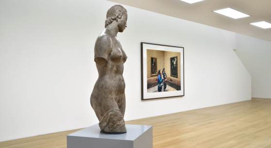 Ausstellungsansicht, Foto: Ines Agostinelli © Kunstmuseum Liechtenstein mit Hilti Art Foundation