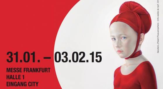 Plakat Kunstmesse Frankfurt 2015 (c) kunstmessefrankfurt.de