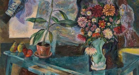 impressionisten meer aquarell