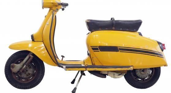 Nr. 85, 1971 Lambretta DL 200 Electronic, erzielter Preis € 11.500