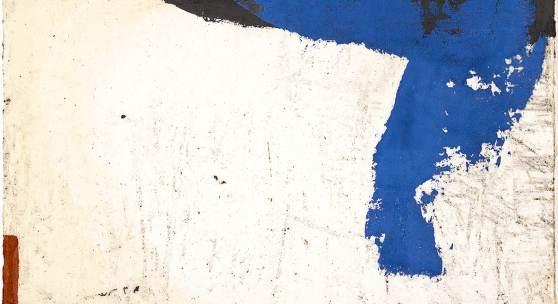 Luca Serra (1962) Animales imaginarios, 2018 Abguss von Acrylharz aus Zementen, Pulvern und Pigmenten auf Leinwand, 40 x 40 cm