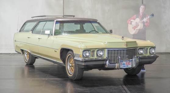1972 Cadillac de Ville Estate Wagon, Ex-Elvis Presley, Schätzwert € 100.000 - 200.000